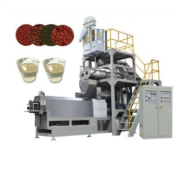 High Quality Twin Screw Machinery Pet Dog Food Extruder Manufacturer