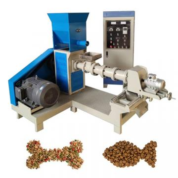 Fish Feeding Equipment Pet Feed Production Line Poultry Feed Machine