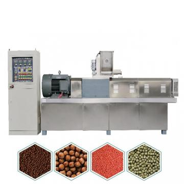High Capacity Ce Certificate Floating Fish Food Maker