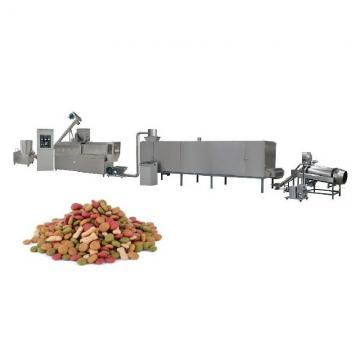 Automatic Pellet Floating Fish Feed Dog Pet Food Extruder Machine