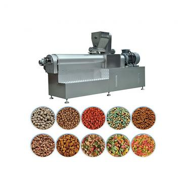 High Quality Pet Snack Extruder Machine/Dog Food Machinery for Sale